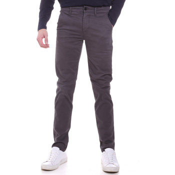 textil Herr Chinos / Carrot jeans Sseinse PSI646SS Grå