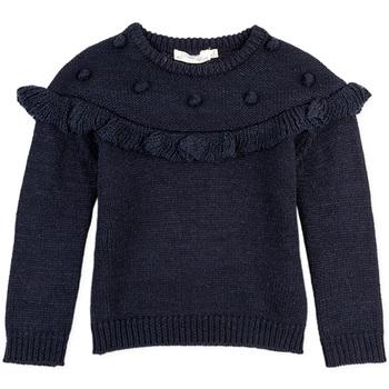 textil Barn Tröjor Losan 026-5792AL Blå