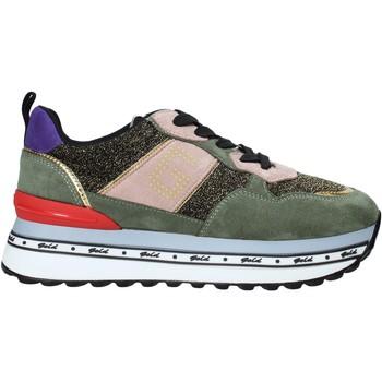 Skor Dam Sneakers Gold&gold B20 GA583 Grön