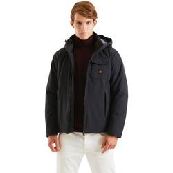 textil Herr Parkas Refrigiwear RM0G11600XT2429 Blå