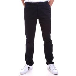textil Herr Chinos / Carrot jeans Navigare NV55197 Blå