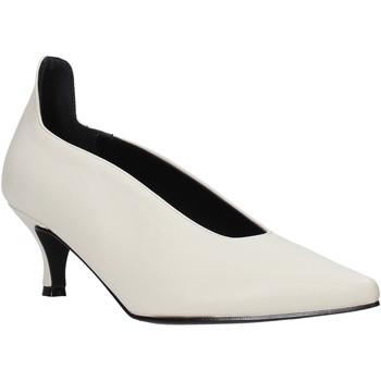 Skor Dam Pumps Grace Shoes 6858S010 Beige