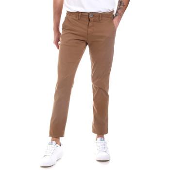 textil Herr Chinos / Carrot jeans Gaudi 011BU25022 Beige