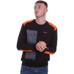 textil Herr Sweatshirts Champion 214805 Svart