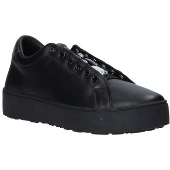 Skor Dam Sneakers Apepazza F0SLY06/LEA Svart