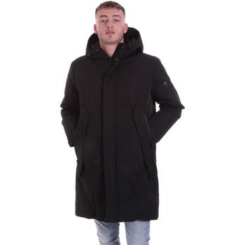 textil Herr Kappor Antony Morato MMCO00691 FA600199 Svart