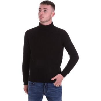 textil Herr Tröjor Antony Morato MMSW01141 YA200066 Svart