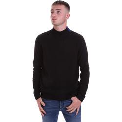 textil Herr Tröjor Antony Morato MMSW01138 YA400133 Svart