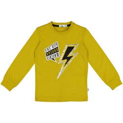 textil Barn Sweatshirts Melby 40C0072 Gul