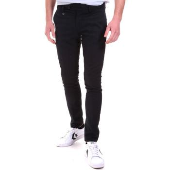 textil Herr Chinos / Carrot jeans Antony Morato MMTR00572 FA850237 Blå