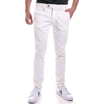 textil Herr Chinos / Carrot jeans Antony Morato MMTR00572 FA310002 Vit