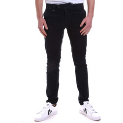 textil Herr Chinos / Carrot jeans Antony Morato MMTR00572 FA310002 Blå