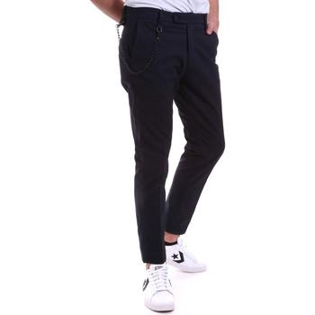textil Herr Chinos / Carrot jeans Antony Morato MMTR00591 FA850248 Blå