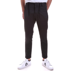 textil Herr Chinos / Carrot jeans Antony Morato MMTS00006 FA650214 Grå