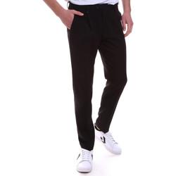textil Herr Chinos / Carrot jeans Antony Morato MMTR00583 FA600206 Svart