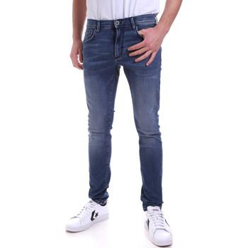 textil Herr Skinny Jeans Antony Morato MMDT00234 FA750251 Blå