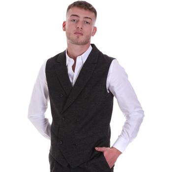 textil Herr Koftor / Cardigans / Västar Antony Morato MMVS00004 FA650205 Svart
