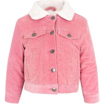 textil Barn Jeansjackor Losan 026-2006AL Rosa