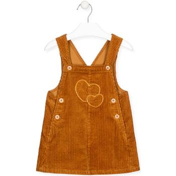 textil Flickor Uniform Losan 026-7024AL Gul