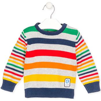 textil Barn Tröjor Losan 027-5003AL Grå