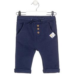 textil Barn Chinos / Carrot jeans Losan 027-6020AL Blå