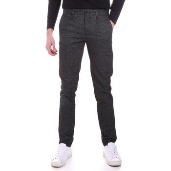 textil Herr Chinos / Carrot jeans Sseinse PSI638SS Grå