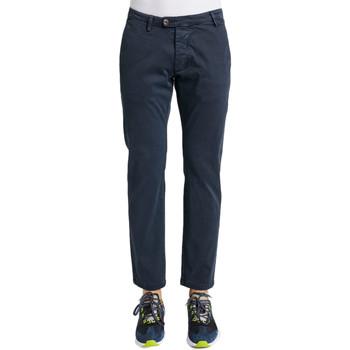 textil Herr Chinos / Carrot jeans Gaudi 021GU25037 Blå