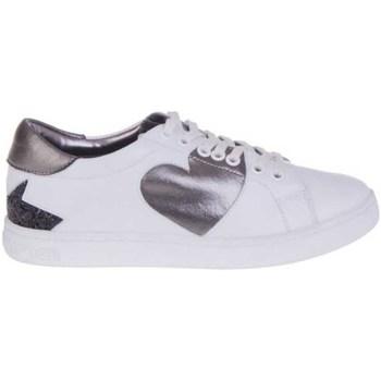 Skor Dam Sneakers Fornarina PI18AN1059VA06 Vit