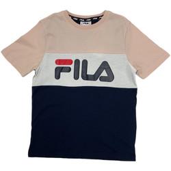 textil Barn T-shirts Fila 688141 Rosa