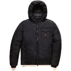 textil Herr Täckjackor Refrigiwear RM0G12203NY0176 Svart