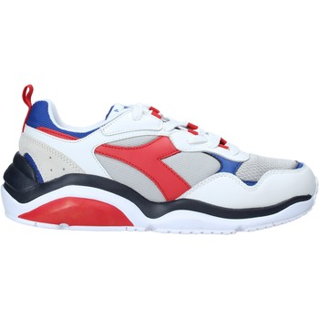 Skor Herr Sneakers Diadora 501174340 Vit