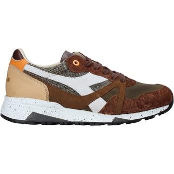 Skor Herr Sneakers Diadora 201175142 Brun