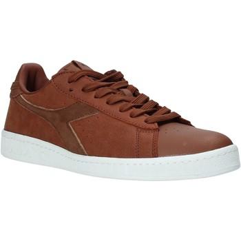 Skor Dam Sneakers Diadora 501.172.296 Brun