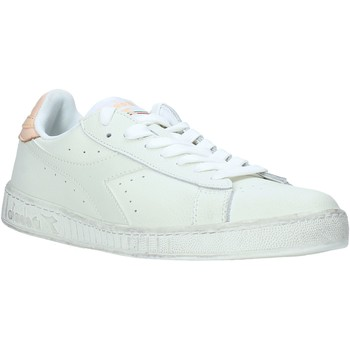 Skor Herr Sneakers Diadora 501160821 Vit