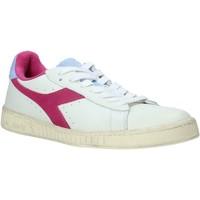 Skor Dam Sneakers Diadora 501176026 Vit