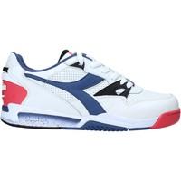 Skor Herr Sneakers Diadora 501173079 Vit