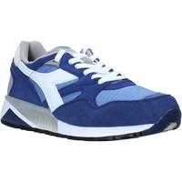 Skor Herr Sneakers Diadora 501173073 Blå
