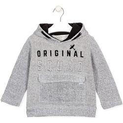 textil Barn Sweatshirts Losan 025-6008AL Grå