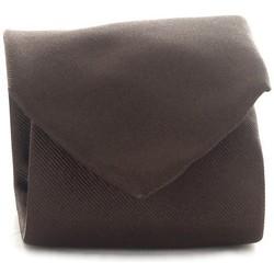 textil Herr Slipsar och accessoarer Michi D'amato CRAVATTA 001 Brown