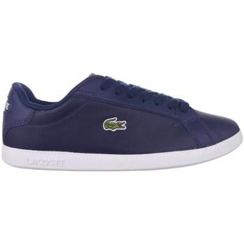 Skor Dam Sneakers Lacoste Graduate BL 1 Sfa Grenade