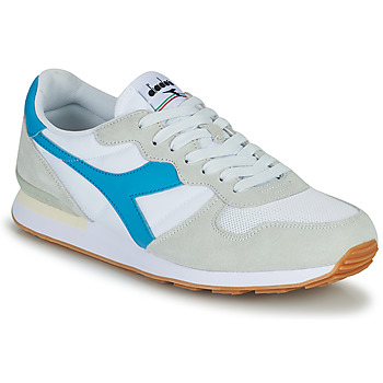 Skor Herr Sneakers Diadora CAMARO Blå / Vit