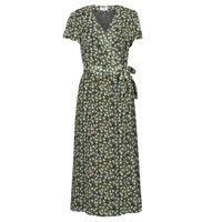 textil Dam Långklänningar Betty London OMADAM Svart / Flerfärgad