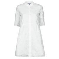 textil Dam Korta klänningar Betty London ODA Vit