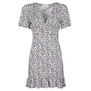 textil Dam Korta klänningar Moony Mood ONIPE Blå