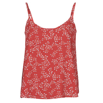 textil Dam Blusar Moony Mood OPALE Röd