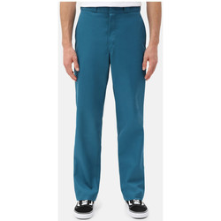 textil Herr Chinos / Carrot jeans Dickies Orgnl 874work pnt Blå