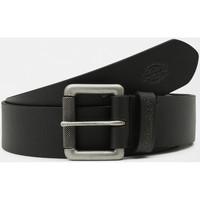 Accessoarer Herr Bälten Dickies South shore leather belt Svart
