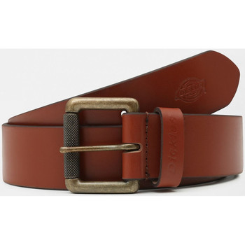 Accessoarer Herr Bälten Dickies South shore leather belt Brun