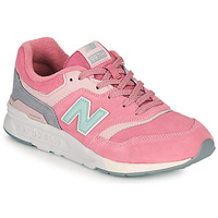 Skor Flickor Sneakers New Balance 997 Rosa