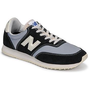 Skor Herr Sneakers New Balance 100 Blå / Svart